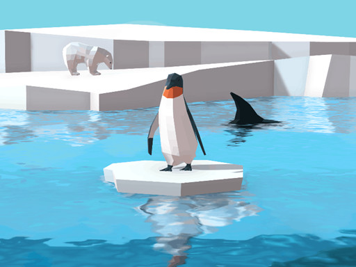 Penguin.io online hra