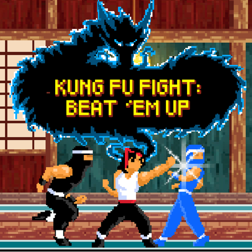 KUNG FU FIGHT : BEAT EM UP
