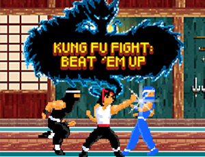 Kung Fu Fight : Beat 'em up game