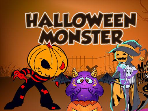 Halloween Monster online hra