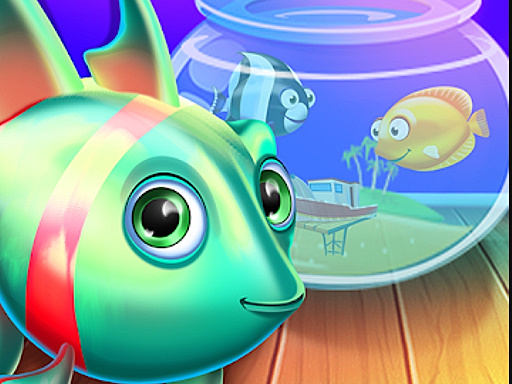 Taking care of your own pet fish and building an aquarium for your precious fish sounds like fun, doesn't it? Well, now you can be a proud owner of your own fish tank, take care of fish and even become a fish doctor!