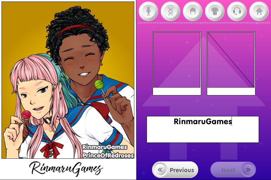 Anime Couple Picture Creator