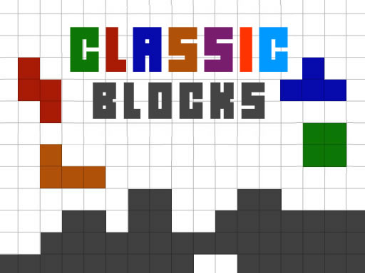 Classic Blocks online hra