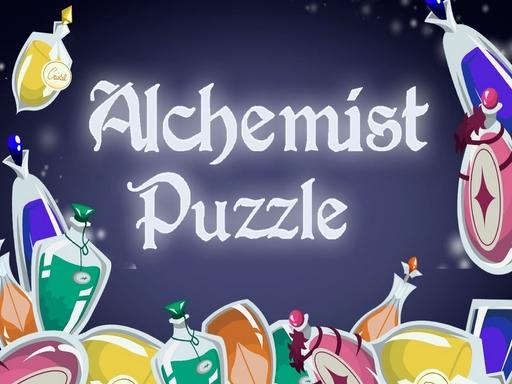 Alchemist Puzzle online hra