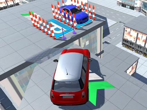Xtreme Sky Car Parking