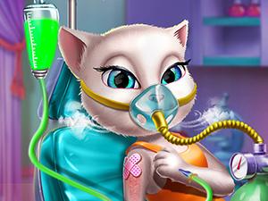 Kitty Mission Accident ER online hra
