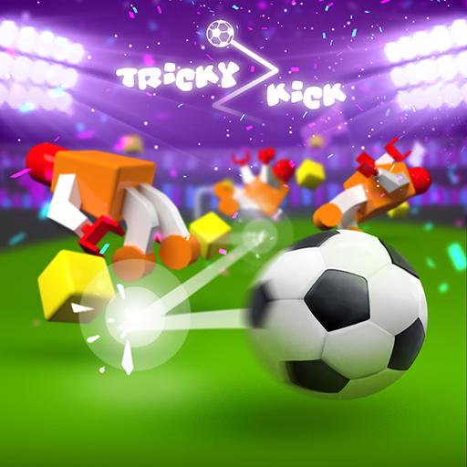 神奇的踢球-神奇的踢球-Tricky Kick-令人上癮的遊戲玩法!不要說我們沒有警告您!* 使用您的技能,並在最佳時機上完美利用,以得分並通過挑戰。 您可以選擇哪種方式更好,更輕鬆地以您喜歡的方式傳遞和玩遊戲。 擊敗300多個不同級別。那不應該太難了吧? ◉解鎖+14個不同的球。 for針對特殊目標的解鎖樂趣和出色成就。 ◉最小的3D圖形,智能AI和數百種獨特的挑戰!