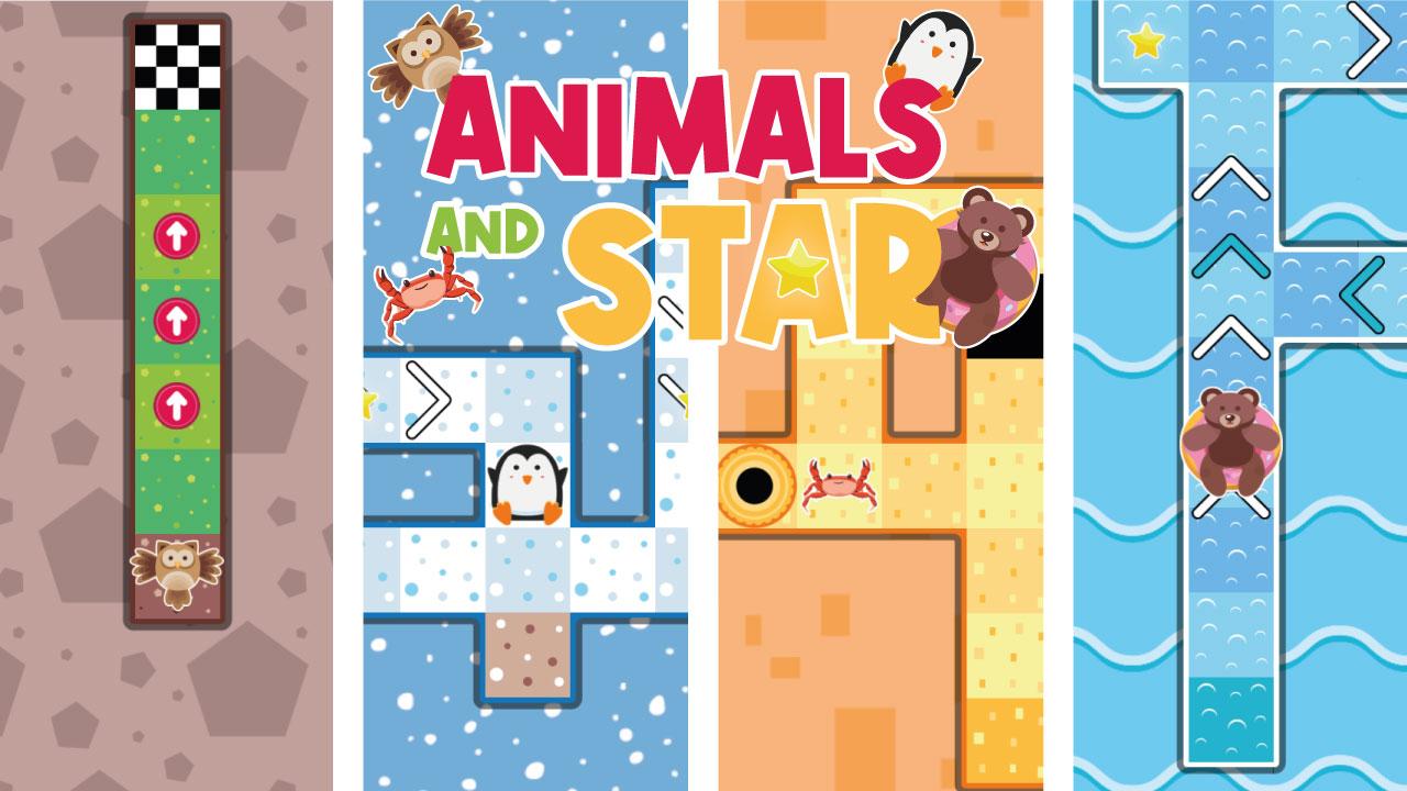 Image Animals And Star