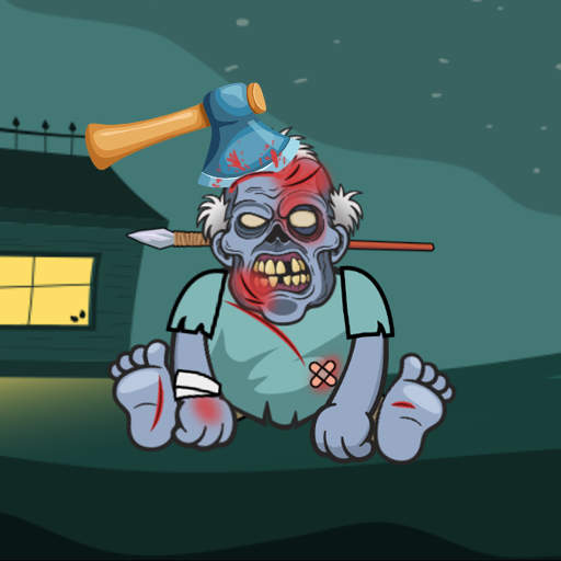 Kick The Zombie JulGames