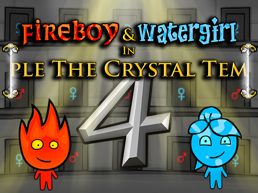 Fireboy and Watergirl 4 ...