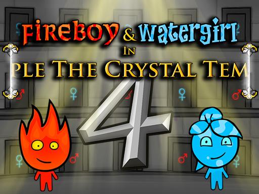 Огонь и вода 4/ Кристалл храм
