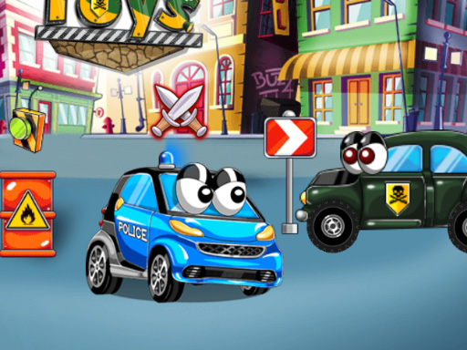Car Toys Season 1 game
