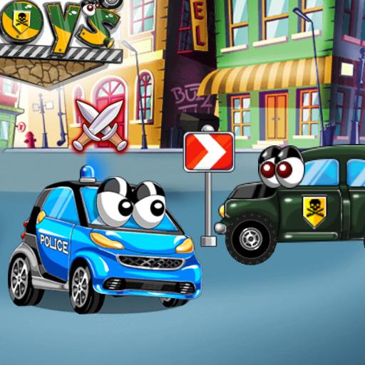 Car Toys Season 1