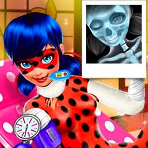 LadyBug Super Recovery online hra