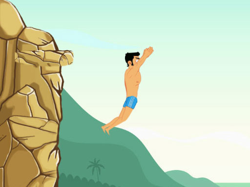 Cliff Diving online hra