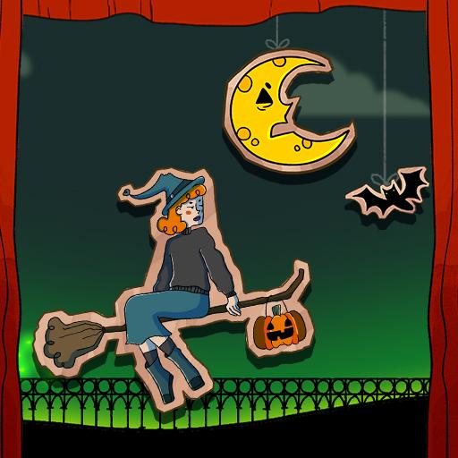 Hallowen Cadısı