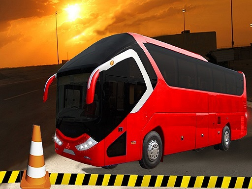 Modern Bus Parking ...