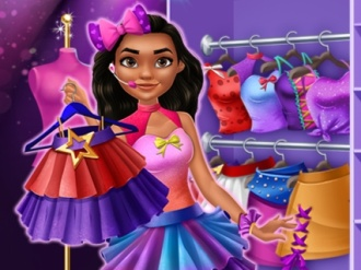 Pop Star Princess Dresses online hra