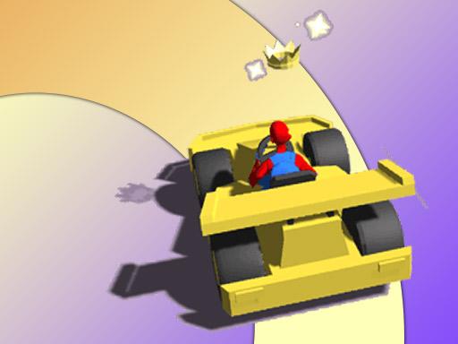 Gliding Car Race