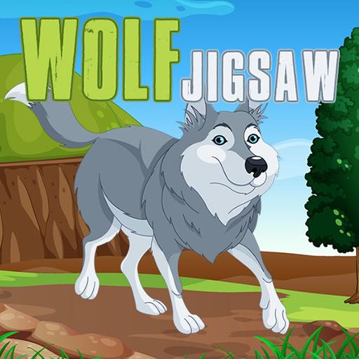 Wolf Jigsaw