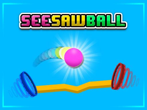 Seesawball online hra