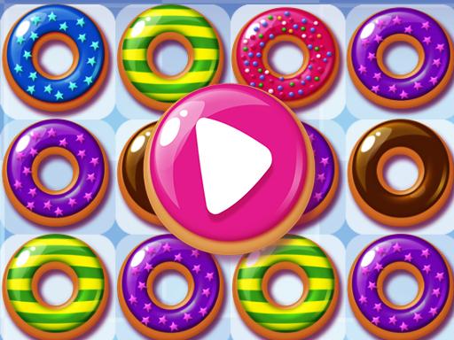 甜甜圈墜毀