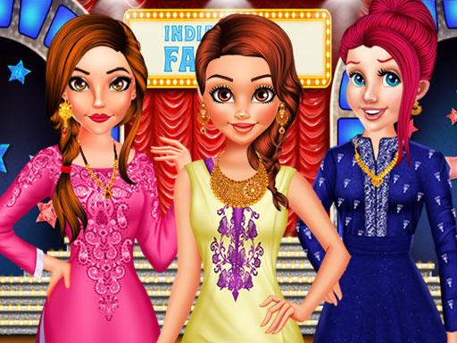 Princess Indian Gala Fashion online hra