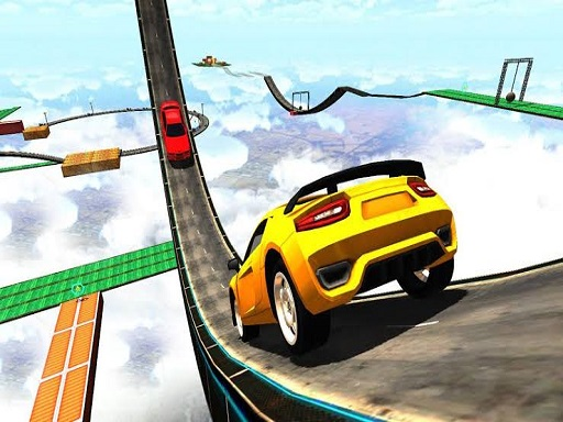 Impossible Sports Car Simulator 3D