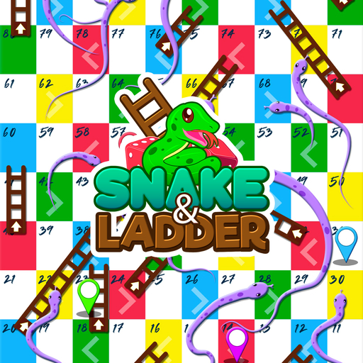 Snakes and Ladders-the game