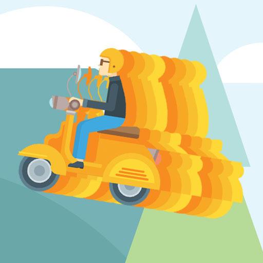 Super Scooter Jigsaw