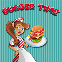 Burger Time Game