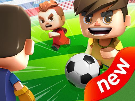 冠軍足球--Champion Soccer-冠軍足球比賽。選擇你最喜歡的國家隊,開始與對手的比賽!您可以選擇是否在外圍丟擲炸彈!