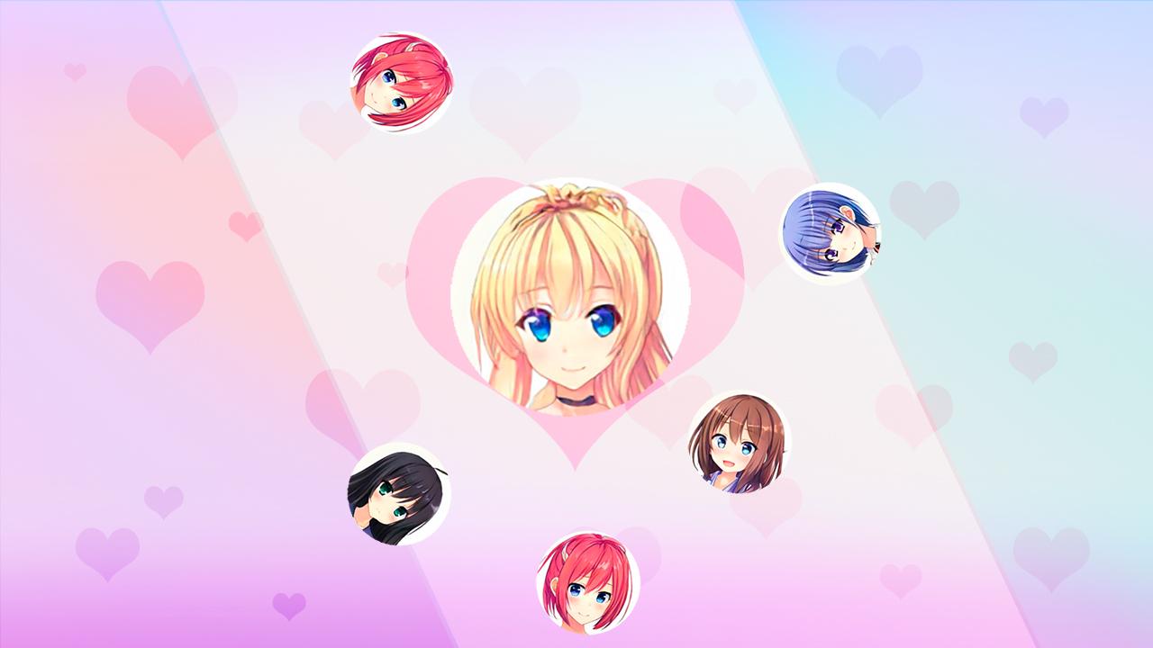 Image Anime Love Balls Girls