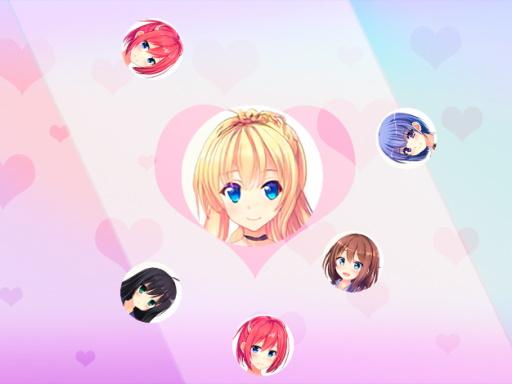 Anime Love Balls Girls
