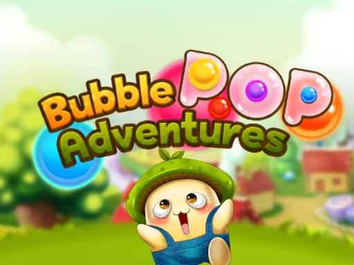 Bubble Pop Adventures online hra