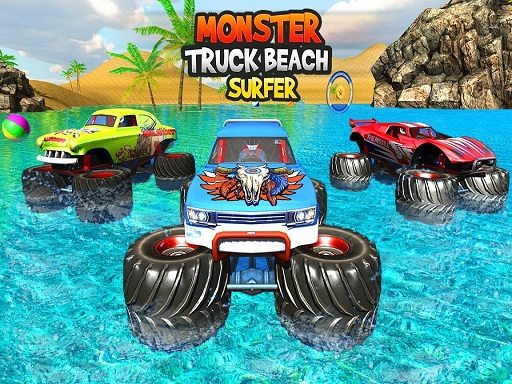 Monster Truck Water ...