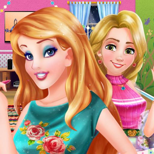 Fun Girls Night online hra