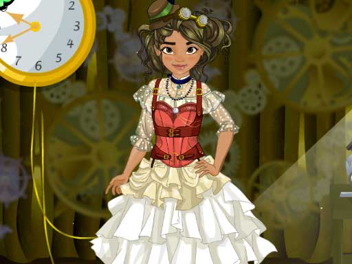 Princess Steampunk