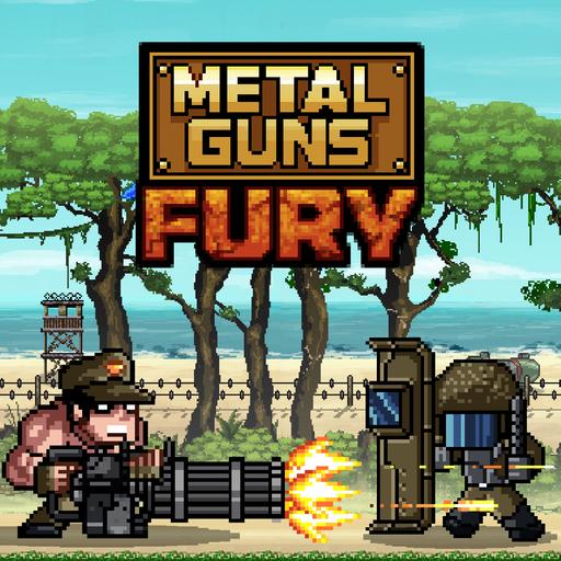 Metal Guns Fury : beat em up