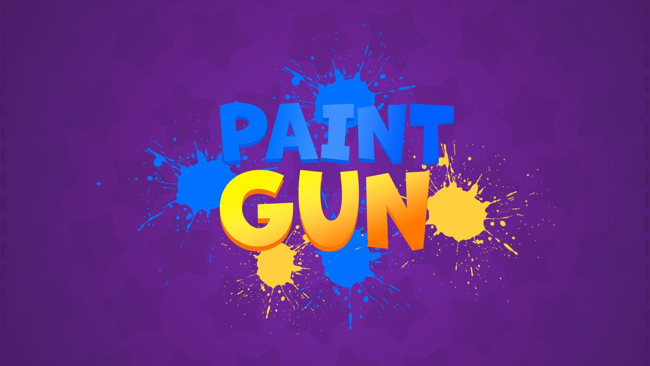 Pistolet à peinture