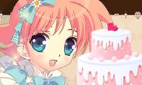 Décoration de gâteau de fleurs