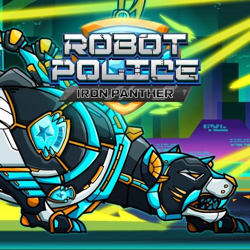 Robot Police Iron Panther