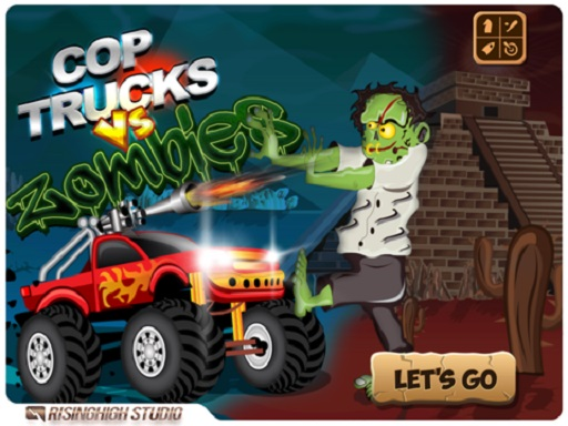 Monster Truck vs Zombie ...