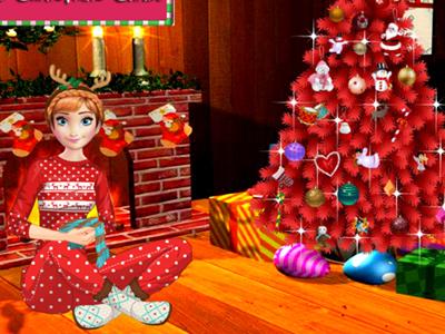 Annie Christmas Carol online hra