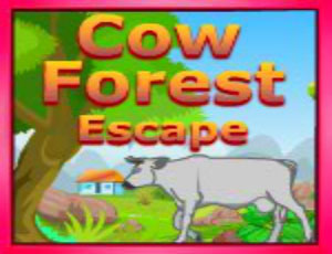 Cow Forest Escape : Escape Games 30