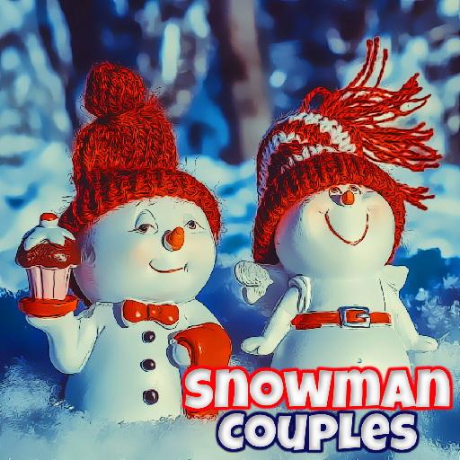 Snowman Couples