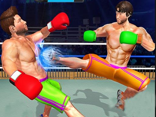 BodyBuilder Ring Fighting ...