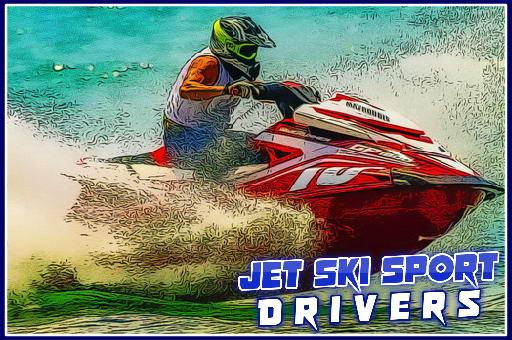 Jet Ski Spor Sürücüler