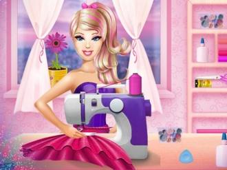 Barbie Superhero Tailor