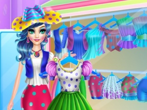 Candy Girl Summer Time online hra